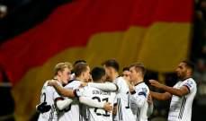 المنتخب الألماني يتبرع بـ 2.5 مليون من أجل مكافحة فيروس كورونا