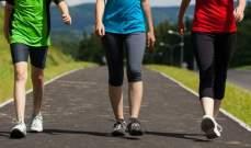 تقنيات ونصائح يجب اتباعها اثناء رياضة المشي