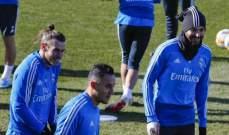 بنزيما يتفوق على بايل في ريال مدريد