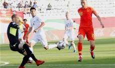 حارس قيرغزستان يعترف بخطئه امام الصين