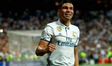 كاسيميرو قلق من عودة نيمار الى برشلونة