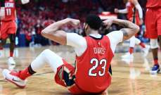 NBA PLAYOFFS: نيو اورلينز يحسم السلسلة وهيوستن يتعثر
