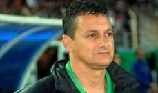 الرمثا الاردني يتعاقد مع المدرب الجزائري رحموني