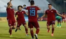 الدوري المصري: بيراميدز يتخطى طنطا بثلاثية