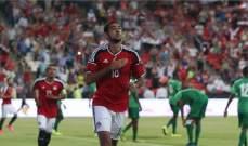 اصابات جديدة بـ كورونا في المنتخب المصري