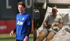 سولسكاير يستدعي ماكس تيلور لمواجهة الدوري الأوروبي بعد تعافيه من السرطان