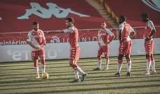 الدوري الفرنسي: فوز مستحق لموناكو وانجيه يغلب لانس وسقوط لوريان