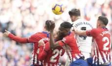 كيف جاءت علامات لاعبي ديربي مدريد؟