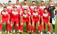 عودة المنتخب الاردني بعد ختام معسكره الاماراتي