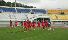 منتخب لبنان يختتم التصفيات الآسيوية المزدوجة بلقاء كوريا الجنوبية الأحد