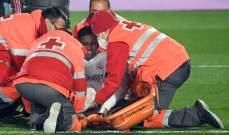 رودريغو الريال يخرج مصابا من لقاء غرناطة