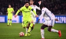 التشكيلة المتوقعة لمباراة برشلونة وليون بحسب موقع الويفا