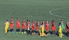 خاص: مشاهدات مباراة التضامن صور وشباب البرج