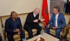 انفانتينو يعطي دعمه للملف المشترك بين المغرب واسبانيا والبرتغال