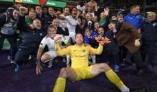 جنك يتفوق على كلوب بروج ويحرز لقب الدوري البلجيكي