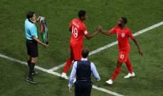 كاراغر يفضل راشفورد على  سترلينغ مع المنتخب الانكليزي