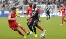 الليغ 1 : بوردو يكتفي بالتعادل السلبي امام كان