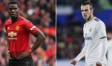 فرصة اخيرة امام ريال مدريد للتعاقد مع بول بوغبا