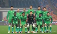 الدوري المصري: الاتحاد السكندري يتخطى اسوان بثلاثية