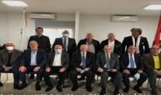 جلخ رئيس اللجنة الاولمبية اللبنانية وتحديد موعد الانتخابات الفرعية