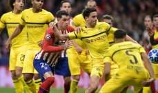 صفعة قوية لخط دفاع اتلتيكو مدريد