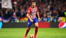 برشلونة يستقر على التعاقد مع نجم اتلتيكو مدريد