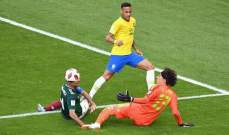 ارقام مميزة لساحر البرازيل عقب التأهل الى ربع نهائي المونديال !