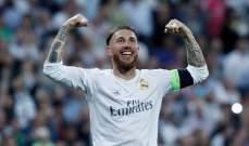 راموس يسجل رقما مميزا في كلاسيكو ريال مدريد برشلونة