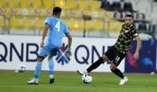 الدوري القطري: قطر يتخطى الوكرة بهدف البلايلي