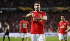 مان يونايتد يرمم خط دفاعه من بنفيكا البرتغالي