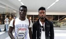 خاص :لاعبان اجنبيان من غانا  يصلان بيروت لخوض تجربة مع النجمة