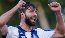 فيليبي مونتيرو المدافع الأكثر كلفة في تاريخ اتلتيكو مدريد