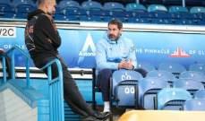 غوارديولا: إذا اتبع فريقي هذا المسار فنحن لن نتعثر في أي مباراة