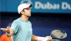 فيرداسكو يتقدم في بطولة دبي الدولية