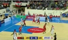خاص: ما هي ارقام لاعبي منتخب السلة في اول جولتين من كاس العالم ؟