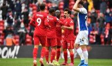 ليفربول يرافق تشيلسي المحظوظ الى دوري الابطال بينما ليستر ووست هام ينافسان بالدوري الاوروبي