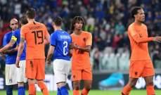 5000 مشجع هولندي في مباراة لاتفيا