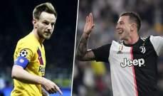 يوفنتوس يرفض عرضًا من برشلونة لضم برنارديسكي