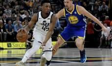 NBA : غولدن ستايت يخسر في اخر مبارياته في الموسم العادي