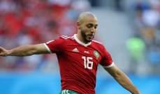 الأداء القتالي لنور الدين أمرابط يكسبه قلوب الجماهير المغربية