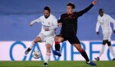 الليغا: فينيسيوس ينقذ ريال مدريد من خسارة اكيدة امام سوسييداد