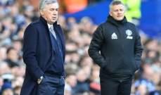 دفعة قوية لايفرتون قبل مواجهة مانشستر يونايتد