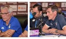 مدربي الكويت ومصر يؤكدان على اهمية المباراة الودية اليوم