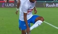 حذاء شيكابالا يثير الجدل في مباراة القمّة ورئيس الاتحاد المصري يعلق