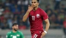 لاعب قطر يبارك للسعودية بعد الإقصاء من خليجي 24