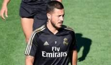 نجوم ريال مدريد جاهزين للمباريات
