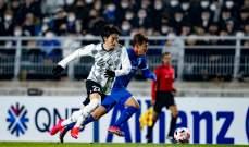 دوري أبطال آسيا: فيسيل كوبي يحقق الفوز على سوون سامسونغ