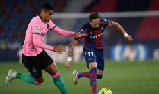 تقارير: انتهاء موسم اراوخو مع برشلونة