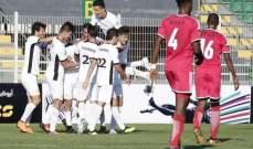كأس محمد السادس: البنزرتي يتخطى تيليكوم جيبوتي بثلاثية