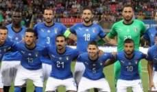 دوناروما : المنتخب الايطالي بحاجة لتحسين بعض الامور من خلال التدريبات